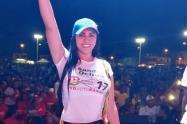 Candidata Apartadó Sandra Ochoa