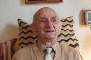 Gustav Gerneth, el hombre más viejo que había sobre la Tierra.
