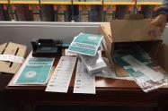 Avanza la operación de producción, embalaje y distribución de 107.305 kits electorales