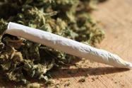 Cigarrillo de marihuana