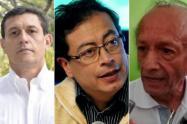 Los acuerdos políticos de Izquierda y Colombia Humana girarían en torno al candidato Alberto Girón