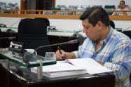 Segun Restrepo, quieren culpar a los diputados de que aprobaron la valorización en el Tolima