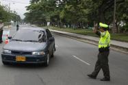 Retén Policial
