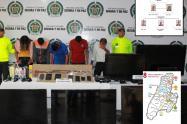 Los Torres eran buscados por atracar en 7 municipios del Tolima