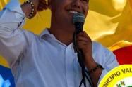Candidato a la Alcaldía Valle de San Juan