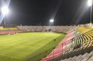 Mástiles Estadio Manuel Murillo Toro