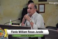 Concejal William Rosas