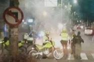 Disturbios Universidad del Tolima