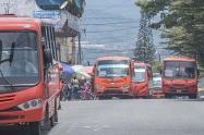 Transporte Público en Ibagué