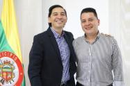 Secretario de Gobierno Carlos Portela