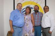 El empresario es designado en reemplazo de Carmen Sofía Pardo Rodríguez