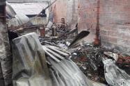 Explosión Santa Isabel, Tolima