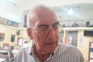 Concejal Marco Emilio Quiroga