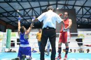 Otro oro para el Tolima, Jennifer Cáceres en Boxeo da nueva presea