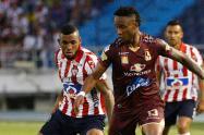 Junior, Deportes Tolima, Liga Águila