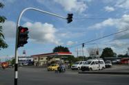 Red semafórica de Ibagué