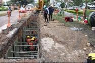 La obra se extenderá por 2.8 Km desde Fiscalía, hasta la Glorieta Mirolindo, tomando la Avenida Pedro Tafur