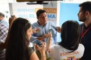 Apoyo a la gestión, pero con control político, será la premisa del diputado Milton Restrepo