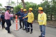 En la segunda etapa de la pavimentación de la vía Ibagué - Rovira se intervendrán 10,8 kilómetros y tres puentes
