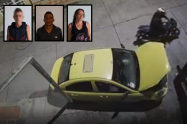 Fueron capturados 3 personas.