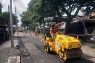 Obras calles de Ibagué