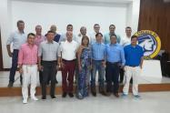 Reunión de CCI con diputados electos