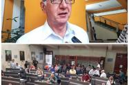 Sesiones extras concejo de Ibagué