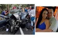 Accidente en Cesar