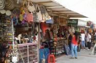 Comerciantes afectados por marchas reciben créditos del Banco Agrario