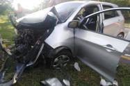 Accidente Chicoral