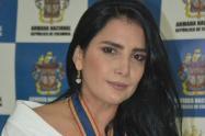 Excongresista Aida Merlano Rebolledo.