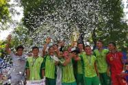 Comfenalco Tolima Campeón de Fútbol Juvenil