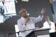 Barreto aseguró que si el Tolima reclama algunos fracasos, errores del gobierno, los asume de manera personal