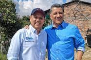 En la actualidad Lasso Mosquera es el alcalde del municipio de San Antonio