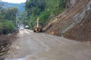 Los trabajos para rehabilitar la vía se realizaron entre la Gobernación del Tolima y la Alcaldía de Ibagué