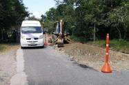 Barreto anunció la apertura del proceso por $3.200 millones para atender la vía Ibagué - Payande