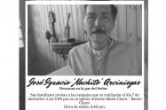 "José Ignacio Arciniegas ""Nachito"""