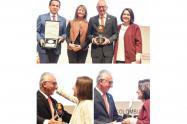Premiación Guillermo Alfonso Jaramillo