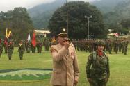 El Coronel Quintero Londoño asume el mando de la Sexta Brigada
