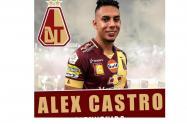 despedida de Alex Castro
