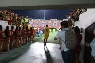 Empate 1 a 1 Deportes Tolima ante Huila en el día del hincha tolimense