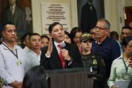 Andrés Hurtado Alcalde de Ibagué