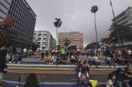 Inició el Cacerolazo en Ibagué