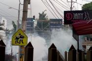 Disturbios en la Universidad del Tolima