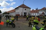 Escuela de cadetes e la Policía Nacional