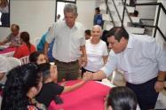 la Casa de la Garantía, fortalecer programas de capacitación a la comunidad para mejorar los ingresos del hogar