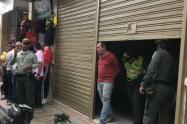 Capturado hombre por golpear a su hijo en el centro de Ibagué