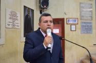 De acuerdo al abogado, Ariel Medina, como Contralor de Ibagué no tiene inhabilidad para aspirar o ser elegido como Contralor del Tolima