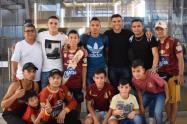 Hinchas del Deportes Tolima