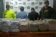 A la cárcel Papá e hijo por llevar multimillonario cargamento de Marihuana